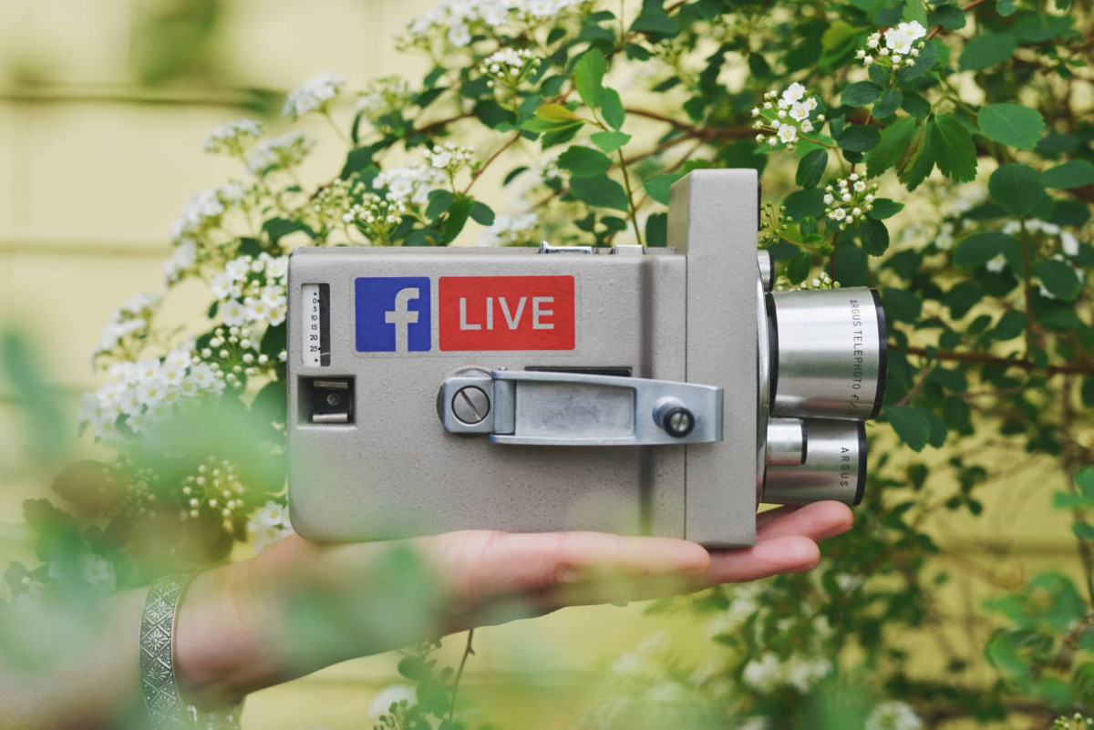 Facebook Live videos can really churn up interest in you and your brand from your personal page.