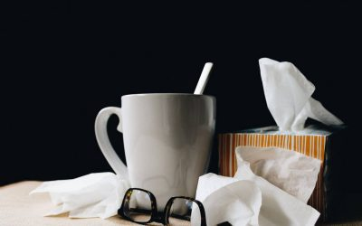 If a COLD, FLU, or SORE THROAT is affecting your VISIBILITY and business PRODUCTIVITY goals for 2019…….READ THIS I've got answers.